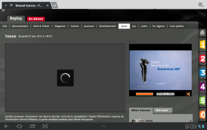 Pluzz Android TV a la demande France television