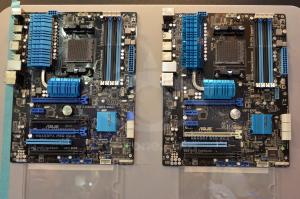 Thunderbolt AM3+ AMD Asus VR Zone