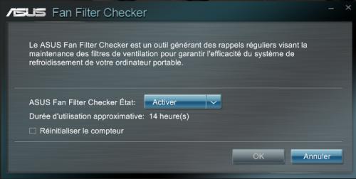 ASUS G75VW Fanchecker