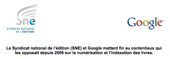 google sne accord