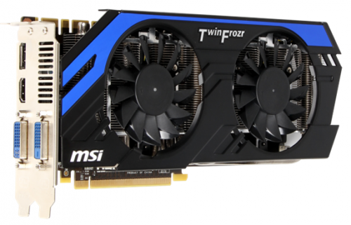 MSI N670GTX Power Edition OC