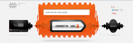 Youtube MP3 conversion