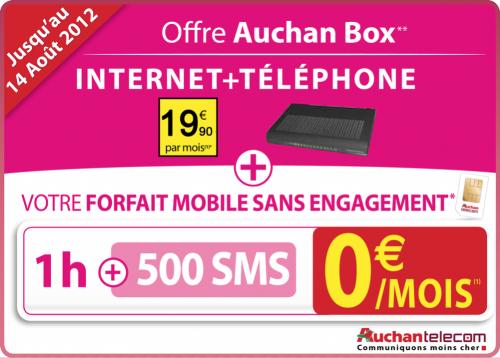 Auchan Box