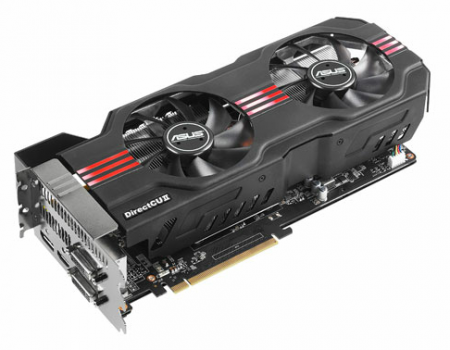 Asus GeForce GTX 680 Direct CU II