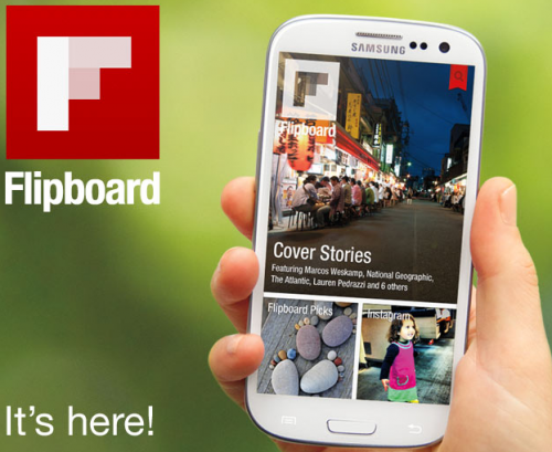 Flipboard pour Android