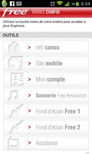 free mobile suivi conso mobileconfig