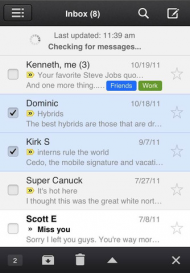 Gmail ios notification 1.2.7812