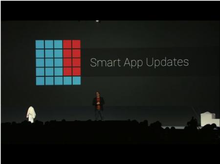 Google Smart App Update