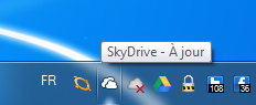 skydrive windows client logo