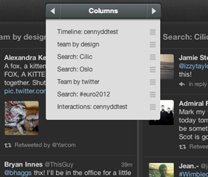 Tweetdeck 1.5