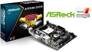 Asrock A55M-DGS