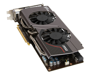 MSI GTX 680 4 Go Twin Frozr III