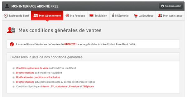 free nouvelles destinations telephonie