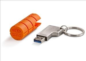 lacie rugguedKey USB 3.0