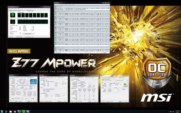 z77 mpower MSI