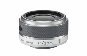 Nikon J2 objectif