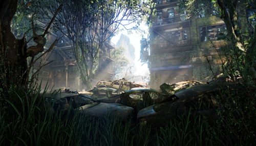 crysis 3 cryengine demonstration