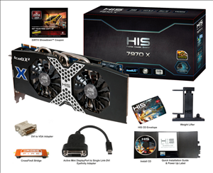 HIS HD 7970 X