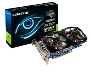 Gigabyte GeForce GTX 660 Ti GV-N66TOC-2GD