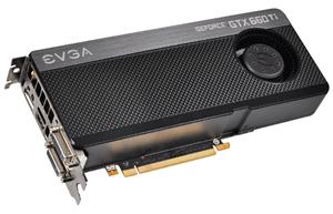 EVGA GTX 660 Ti 3 Go
