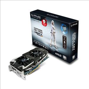 Sapphire Vapor-X HD 7950 OC Boost