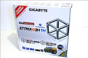 Gigabyte Z77MX-D3H TH Thunderbolt