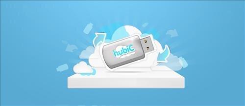 HubiC-brower portable