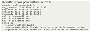 culture acte