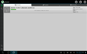 utorrent android