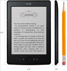 Amazon New Kindle