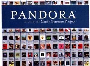 pandora musique