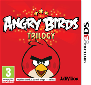 angry birds consoles