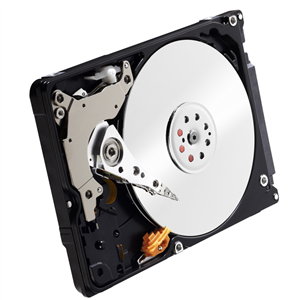 Western Digital disque dur 5 mm
