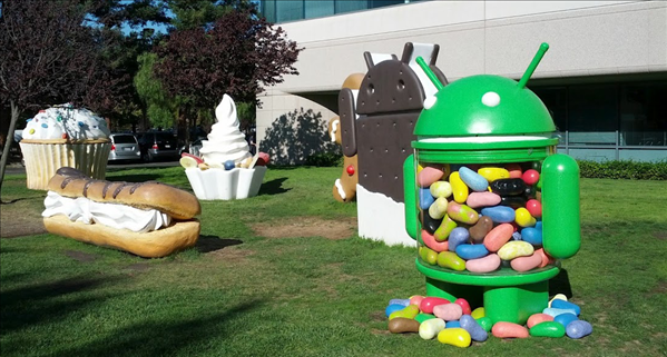 google android 500 millions