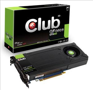 Club3D GTX 660