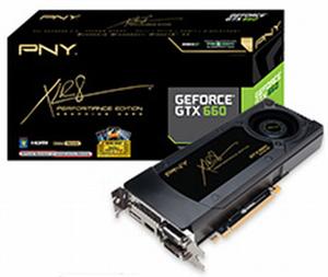 PNY GTX 660 XLR8