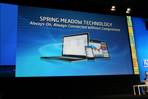 Intel IDF 2012 Day 3 Spring Meadow Rattner