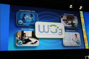 Intel IDF 2012 Day 3 WiGig Rattner