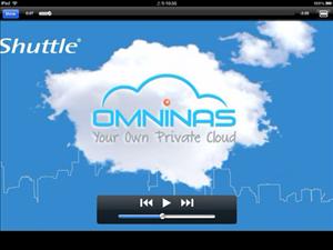 omninas shuttle nas kd20
