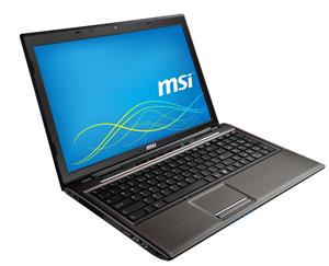 MSI CR61