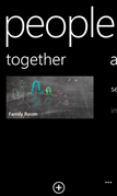 wp8 rooms groupes