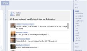 Facebook souci confidentialité