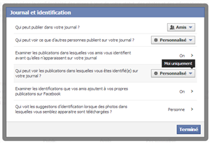 Facebook Bug Details