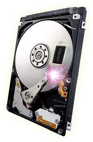 toshiba disque dur hybride
