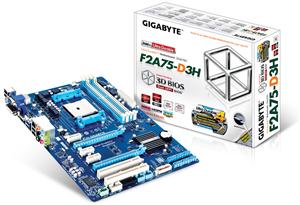 Gigabyte GA-F2A75-D3H