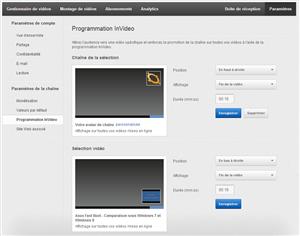 youtube video invideo