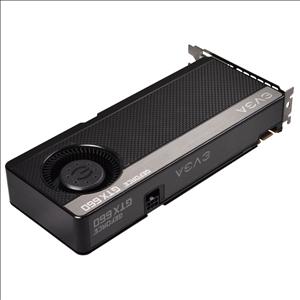 GeForce GTX 660 SuperClocked EVGA