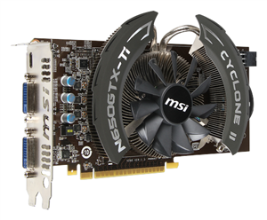 MSI N650Ti PE 1GD5/OC