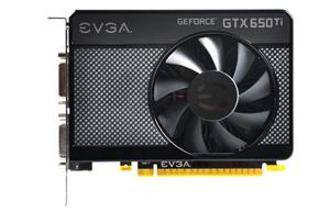 EVGA GTX 650 Ti