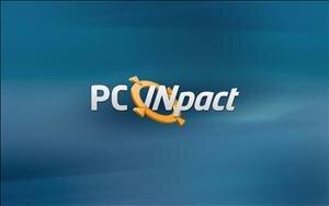Fond d'écran Background PC INpact